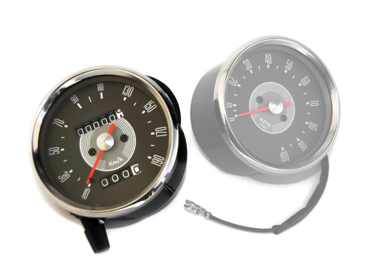スミススタイルスピードメーター MOTORROCK(モーターロック)
