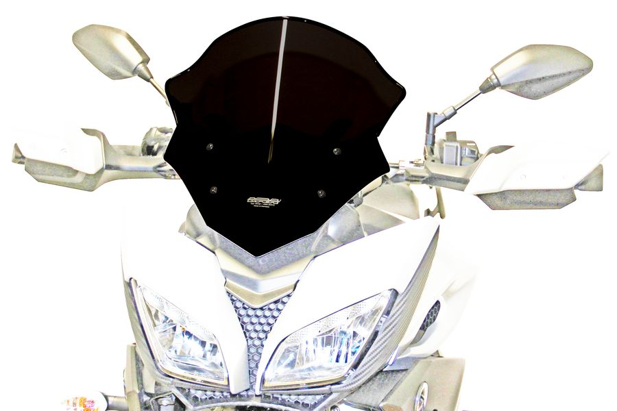 MT-09 TRACER(EBL-RN36J) スクリーンツーリング ブラック 長さ:360mm MRA