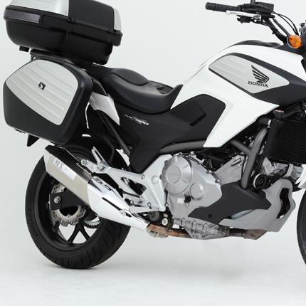 NC700X MX WT スリップオンマフラー MORIWAKI(モリワキ)