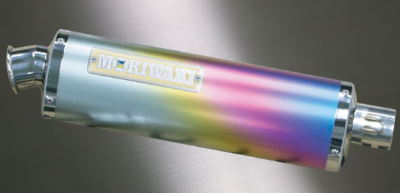 ズーマー(ZOOMER)08年~ ZERO 3S TD ANO FI フルエキゾーストマフラー MORIWAKI(モリワキ)