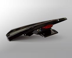 Dトラッカー(98~03年) KXテールカウル 綾織りカーボン製 MAGICAL RACING(マジカルレーシング)