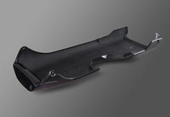 V-MAX(09年~) アンダーカウル 綾織りカーボン製 MAGICAL RACING(マジカルレーシング)