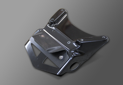 V-MAX(09年~) フェンダーレスキット(ライセンスプレート灯キット付)マジカル製ウインカー用 綾織りカーボン製 MAGICAL RACING(マジカルレーシング)