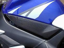 YZF-R1(02~03年) カーボンサイドカバー 平織りカーボン製 MAGICAL RACING(マジカルレーシング)