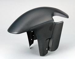 YZF-R1(02~03年) フロントフェンダー/STD仕様 フォークガード付/平織りカーボン製 MAGICAL RACING(マジカルレーシング)