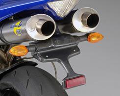 YZF-R1(04~06年) フェンダーレスキット 平織りカーボン製 MAGICAL RACING(マジカルレーシング)