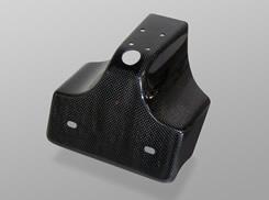YZF-R1(07~08年) フェンダーレスキット(ライセンスプレート灯KIT付)カーボンウインカー用/FRP製・黒 MAGICAL RACING(マジカルレーシング)