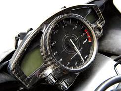 YZF-R6(06~07年) メーターカバー Gシルバー MAGICAL RACING(マジカルレーシング)