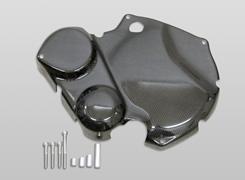 ZRX1200( 97年~) クラッチカバー 綾織りカーボン製 MAGICAL RACING(マジカルレーシング)