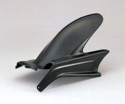 ZX-9R(94~97年) リアフェンダー FRP製・黒 MAGICAL RACING(マジカルレーシング)