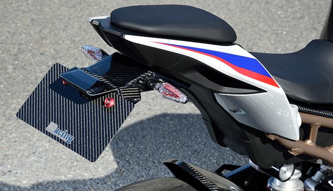 BMW S1000RR(19年) フェンダーレスキット/綾織りカーボン製 MAGICAL RACING(マジカルレーシング)
