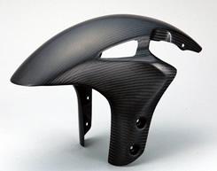 CBR1000RR(04~05年) フロントフェンダー(STD)FRP製・黒 MAGICAL RACING(マジカルレーシング)