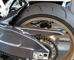 CBR1000RR(04~05年) チェーンガード 綾織りカーボン製 MAGICAL RACING(マジカルレーシング)