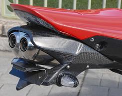 CBR1000RR(06~07年) フェンダーレスキット(マジカル製カーボンウインカー用)綾織りカーボン製 MAGICAL RACING(マジカルレーシング)