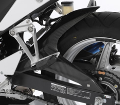 CBR250(11~13年) リアフェンダー 綾織りカーボン製 MAGICAL RACING(マジカルレーシング)