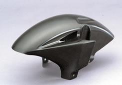 CBR954RR(02~03年) フロントフェンダー/平織カーボン製 MAGICAL RACING(マジカルレーシング)