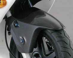 フォルツァ(FORZA)MF06 フロントフェンダー 平織りカーボン製 MAGICAL RACING(マジカルレーシング)