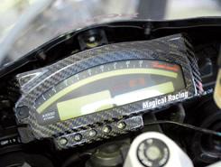 VTR1000SP1/SP2(00年~) メーターカバー 綾織りカーボン製 MAGICAL RACING(マジカルレーシング)