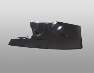 Ninja250(ニンジャ250)18年 レーシングボディーワーク/アンダーカウル/FRP製・黒 MAGICAL RACING(マジカルレーシング)