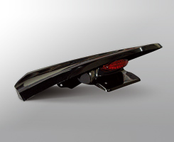 250SB(98~03年) KXテールカウル FRP製・黒 MAGICAL RACING(マジカルレーシング)