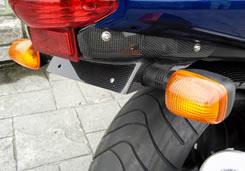 GSX1300R(隼)99~07年 フェンダーレスキット平織りカーボン製 MAGICAL RACING(マジカルレーシング)