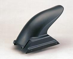 GSF1200(95~99年) リアフェンダー FRP製・黒 MAGICAL RACING(マジカルレーシング)