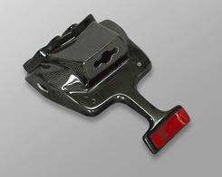GSX-R1000(03~04年) フェンダーレスキット 平織りカーボン製 MAGICAL RACING(マジカルレーシング)