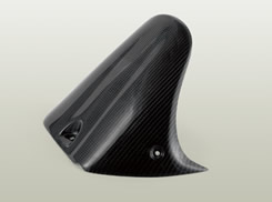 GSX-R1000(07~08年) リアフェンダー 綾織りカーボン製 MAGICAL RACING(マジカルレーシング)