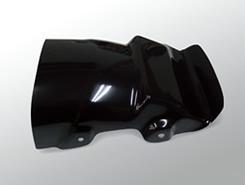 GSX1100S(KATANA) インナーフェンダー・マジカルシート用 綾織りカーボン製 MAGICAL RACING(マジカルレーシング)