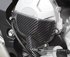 Mv Agusta F3 クラッチカバー 平織りカーボン製 MAGICAL RACING(マジカルレーシング)