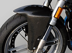 BUELL XB9R FireBolt(03~05年) フロントフェンダー 綾織りカーボン製 MAGICAL RACING(マジカルレーシング)