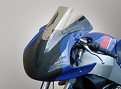 BUELL XB9R FireBolt(03~05年) レーシングマスク 平織りカーボン製 MAGICAL RACING(マジカルレーシング)