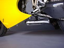 DUCATI 916(94年~) アンダーカウル 平織りカーボン製 MAGICAL RACING(マジカルレーシング)