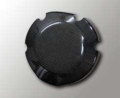 Aprilia RSV4 ジェネレーターカバー 平織りカーボン製 MAGICAL RACING(マジカルレーシング)