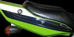 ZRX1200 グラブバーキャンセルKit + 荷掛けフックSet MORIYAMA(モリヤマエンジニアリング)