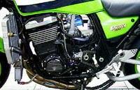 ZRX1200 リヤブレーキメッシュホースキット MORIYAMA(モリヤマエンジニアリング)