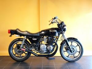 Z550FX ミスティ管 (ブラック) MISTY(ミスティ)