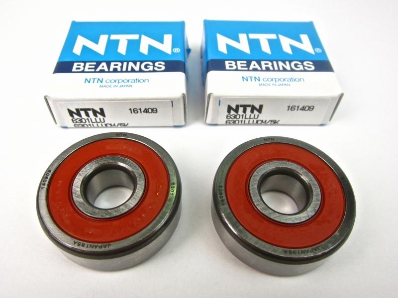安売り ダックス 安売り DAX 前後ハブ共通NTN製ベアリング2個入り MINIMOTO ミニモト