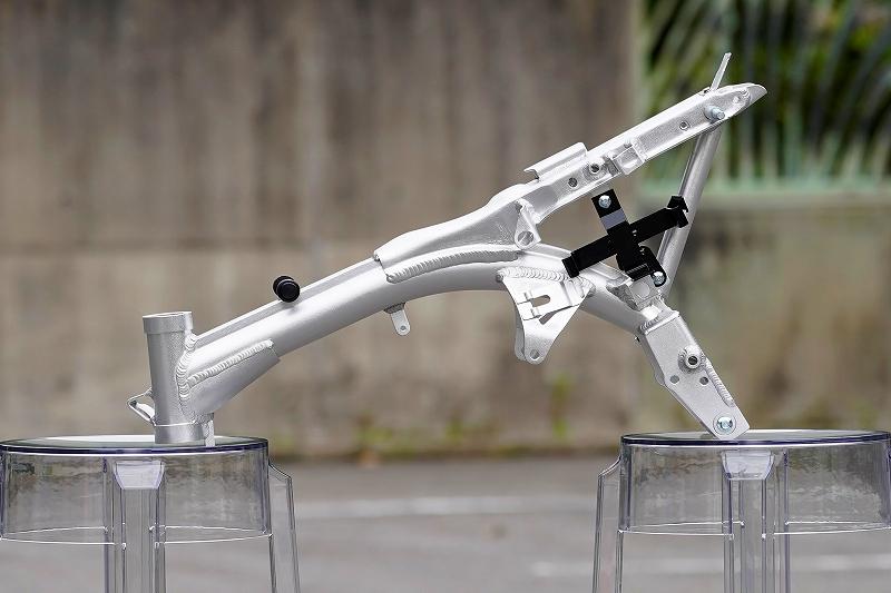 モンキーノーマル型アルミフレーム3cmロング MINIMOTO(ミニモト)