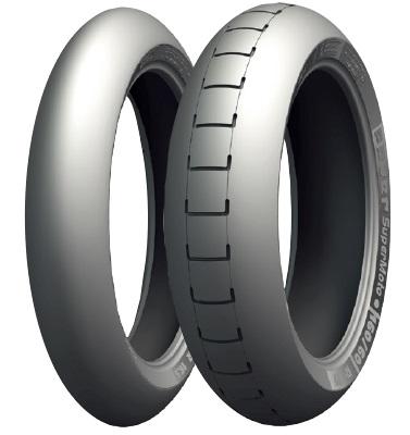 Power SuperMoto(パワースーパーモト)120/75R16.5 M/C フロント TL バージョンA MICHELIN(ミシュラン)