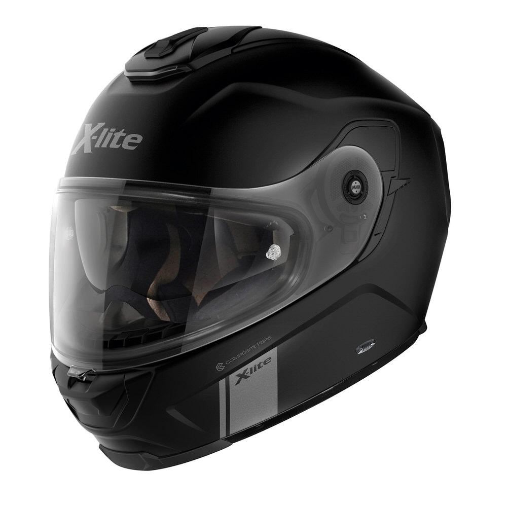 X-lite X-903 モダンクラス フラットブラック/4 フルフェイスヘルメット Mサイズ NOLAN(ノーラン)
