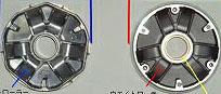 アドレスV125(ADDRESS) 通快プーリーキット・STDVシリーズマフラー用 NRマジック