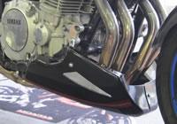 XJR1300(全年式) アンダーカウル(ブラック/シルバーメッシュ) Powerbronze(パワーブロンズ)