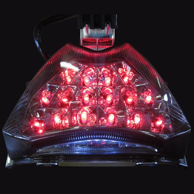 バンディット1250/S/F LEDテールライト ライトスモーク ODAX(オダックス)
