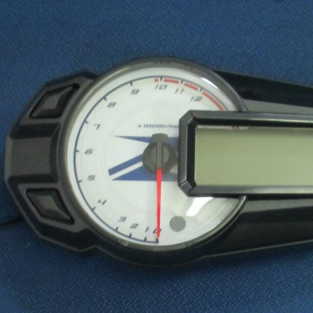 Z125PRO(16年) ACスタイル ELメーターパネル ODAX(オダックス)