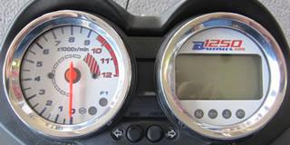 バンディット1250(BANDIT)/S ABS(07~14年) ELメーターパネル ODAX(オダックス)