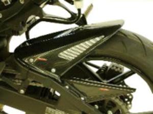 ZX-6R(07~08年) Hugger メッシュド・インナーフェンダー(ブラック/シルバーM タイプA) Powerbronze(パワーブロンズ)