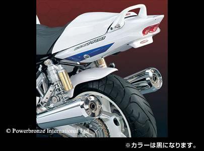 GSX1400(全年式) Hugger メッシュド・インナーフェンダー(ブラック/ノンメッシュ タイプD) Powerbronze(パワーブロンズ)