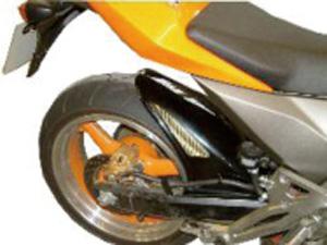 Z750(03~06年) Hugger メッシュド・インナーフェンダー(ブラック/シルバーM タイプA) Powerbronze(パワーブロンズ)