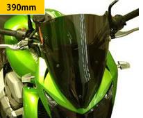 Z750(07~11年) ネイキッド・スクリーン (ダーク・スモークカラー) Powerbronze(パワーブロンズ)